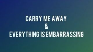 Carry Me Away & Everything Is Embarrassing (Barvinski Mashup)
